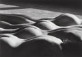 Photographs, Lucien Clergue (French, 1934-2014). Four Nudes in Town, New York, 1983. Gelatin silver, 2006. 9-1/2 x 13-7/8 inches (24....