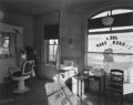 Photographs, George A. Tice (American, b. 1938). Joe's Barber Shop, Paterson, New Jersey, 1970. Gelatin silver. 7-1/2 x 9-5/8 inches ...