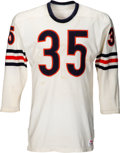 Football Collectibles:Uniforms, 1973 James Harrison Game Worn Chicago Bears Jersey....