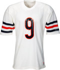 Football Collectibles:Uniforms, 1986 Jim McMahon Authentic Model Chicago Bears Jersey....