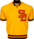 Baseball Collectibles:Uniforms, 1982-84 Eric Show Game Worn San Diego Padres Batting PracticeJersey. ...