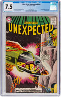 Silver Age (1956-1969):Science Fiction, Tales of the Unexpected #43 (DC, 1959) CGC VF- 7.5 Cream tooff-white pages....