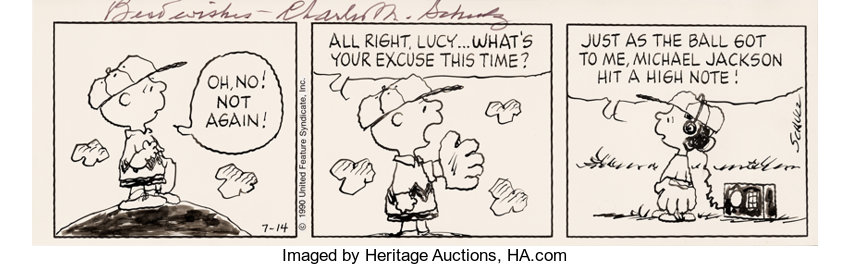 Charlie Brown baseball comics | Dutch