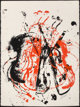 ARMAN (1928-2005) Violent Violins I, 1979 Screenprint in colors on Arches paper 30 x 22 inches (76.2 x 55.9 cm) (shee