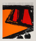 Prints & Multiples, Ray Elman (b. 1955). All's Well That Ends Well, 1981. Serigraph in colors on paper. 28 x 24 inches (71.1 x 61 cm) (image...