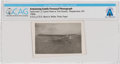 Explorers:Space Exploration, Port Koneta (Wapakoneta): Original 1946-era Airfield Photo of a Taylorcraft L-2 Liaison Plane Directly From The Armstrong ...
