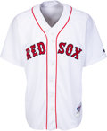 Baseball Collectibles:Uniforms, 2004 Manny Ramirez Game Worn Boston Red Sox Jersey. ...