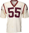 Football Collectibles:Uniforms, Circa 1965 Chris Hanburger Game Worn Washington Redskins Jersey....