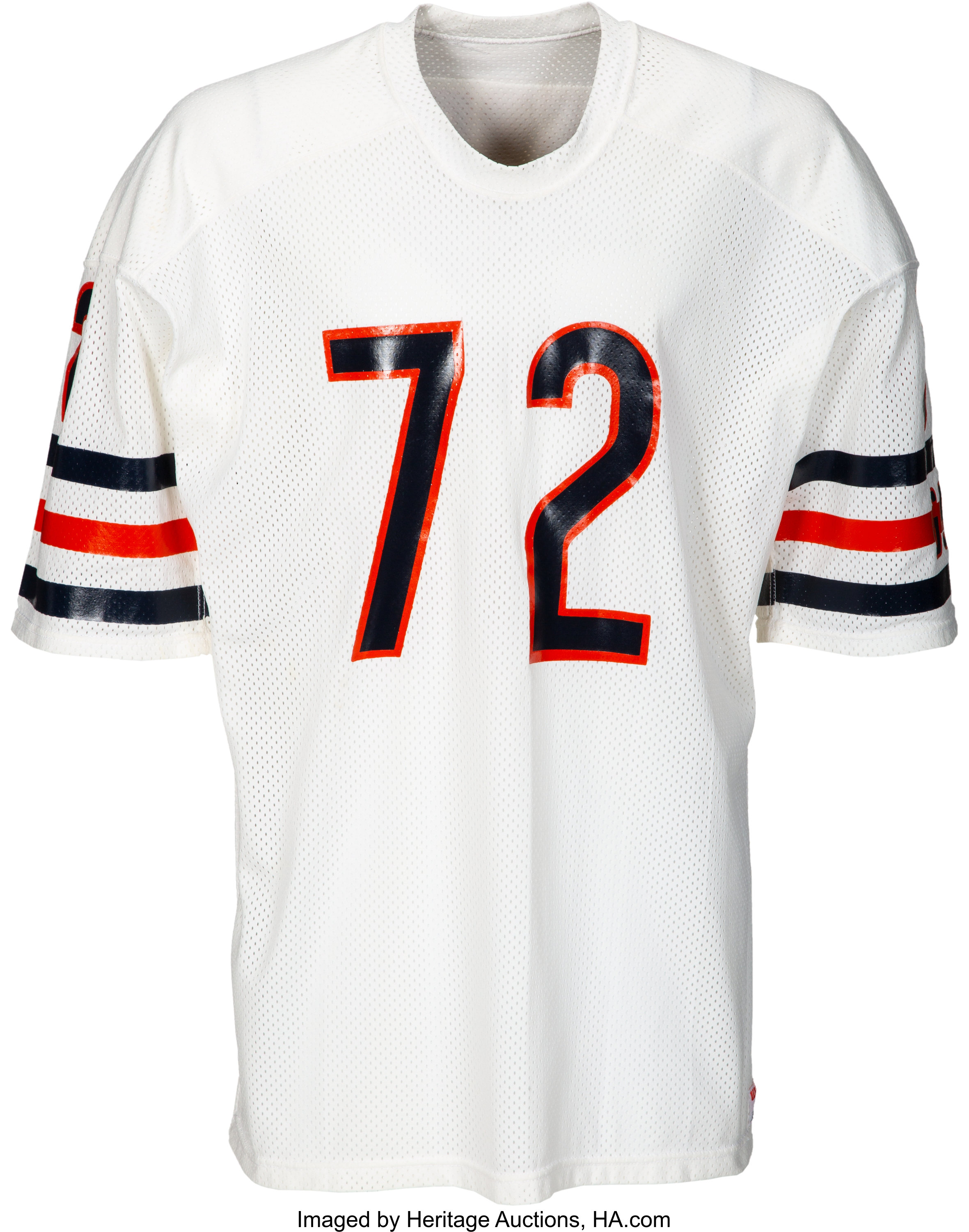 new concept 6b1c8 dd0fc 1986 William Perry Game Issued Chicago Bears Jersey ...