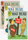 Silver Age (1956-1969):Cartoon Character, Yogi Bear #4-42 Group (Dell/Gold Key, 1961-70) Condition: Average VG.... (Total: 39 Comic Books)