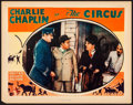 """Movie Posters:Comedy, The Circus (United Artists, 1928). Lobby Card (11"""" X 14""""). Comedy....."""