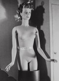 Photographs, Raoul Ubac (Belgian, 1910-1985). Mannequin de Man Ray, 1938. Gelatin silver. 9 x 6-5/8 inches (22.9 x 16.8 cm). With pho...