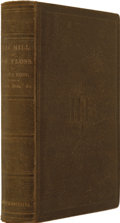 Books:First Editions, George Elliot. The Mill on the Floss. New York: Harper &Brothers Publishers, 1860.. ...