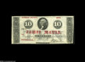 Obsoletes By State:Ohio, Pennsville, OH- James Maule 10¢ Wolka UNL A very rare and likelyunique note, as neither this town nor this issuer is liste...