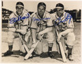 Autographs:Photos, 1940s St. Louis Cardinals Multi-Signed Photographs. The St. LouisCardinals fielded some superb squads during the 1940s, wi...