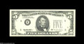 Error Notes:Missing Third Printing, Fr. 1984-E $5 1995 Federal Reserve Note. Gem Crisp Uncirculated. A crackling-fresh example which is missing just about all o...