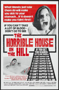 """Movie Posters:Horror, The Horrible House on the Hill (Cinemation Industries, 1974). One Sheet (27"""" X 41""""). Horror...."""