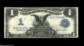 Error Notes:Major Errors, Fr. 228 $1 1899 Silver Certificate Mismatched Serial Numbers VeryGood-Fine, Repaired. A newly discovered example with a thr...
