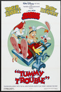 "Movie Posters:Animated, Tummy Trouble (Buena Vista, 1989). One Sheet (27"" X 41"") DS.Animated...."