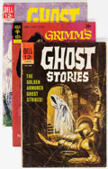 Silver Age (1956-1969):Horror, Ghost Stories and Grimm's Ghost Stories Group of 32 (Dell/Gold Key,1960s-70s) Condition: VG.... (Total: 32 )