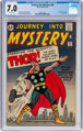 Journey Into Mystery #89 (Marvel, 1963) CGC FN/VF 7.0 Off-white pages