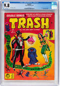 Magazines:Humor, Trash #1 (Trash Publishing, 1978) CGC NM/MT 9.8 White pages....