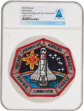 Explorers:Space Exploration, Space Shuttle: Columbia STS-78 AB Emblem Mission Insignia Patch Directly From The Armstrong Family Collection™, Ce...