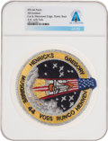 Explorers:Space Exploration, Space Shuttle: Atlantis STS-44 AB Emblem Mission Insignia Patch Directly From The Armstrong Family Collection™, Ce...