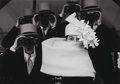 Photographs, Frank Horvat (French, b. 1928). Givenchy, Hat B, for Jardin des Modes, Paris, 1958. Gelatin silver, 1997. 10 x 14 inches...