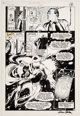 Gene Colan and Steve Mitchell The Spectre #1 Story Page 5 Original Art (DC, 1987)