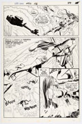 Original Comic Art:Panel Pages, Dick Giordano Lois Lane #116 Story Page 9 Thorn Original Art(DC, 1971)....