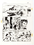 Original Comic Art:Panel Pages, John Buscema Wolverine: Bloody Choices #nn Story Page 17Original Art (Marvel, 1991)....