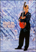 """Movie Posters:Rock and Roll, Bring on the Night (Samuel Goldwyn, 1985). Poster (40"""" X 60"""") Gilles Larrain Photography. Rock and Roll.. ..."""