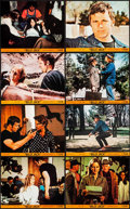 """Movie Posters:Action, Billy Jack (Warner Brothers, R-1973). Mini Lobby Card Set of 8 (8"""" X 10""""). Action.. ... (Total: 8 Items)"""