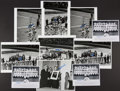 Autographs:Photos, Stan Musial Signed Image Lot of 10.... (Total: 10 items)