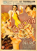 Movie Posters:Musical, Flying Down to Rio (RKO, 1934). Pre-War Belgian (2...