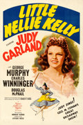 "Movie Posters:Musical, Little Nellie Kelly (MGM, 1940). One Sheet (27"" X ..."