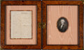 Autographs:U.S. Presidents, Thomas Jefferson Autograph Letter Signed ...
