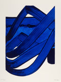 Prints & Multiples, Pierre Soulages (b. 1919). Composition, from Official Arts Portfolio of the XXIVth Olympiad, Seoul, Korea, 1988. Lit...