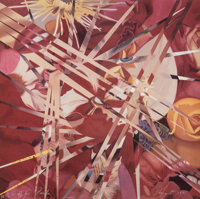 James Rosenquist (1933-2017) 4 Off for Pavilion, 1985 Lithograph in colors on wove paper 25 x 25