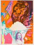 Prints & Multiples, James Rosenquist (1933-2017). Magic Bowl, 1992. Lithograph in colors on Arches Cover paper. 32-1/4 x 24 inches (81.9 x 6...
