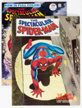 Magazines:Superhero, Spectacular Spider-Man #1 and 2 Group (Marvel, 1968) Condition:Average VF.... (Total: 2 )