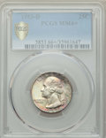 Washington Quarters, 1953-D 25C MS66+ PCGS Secure. PCGS Population: (308/31 and 20/3+). NGC Census: (325/73 and 4/0+). CDN: $40 Whsle. Bid for p...