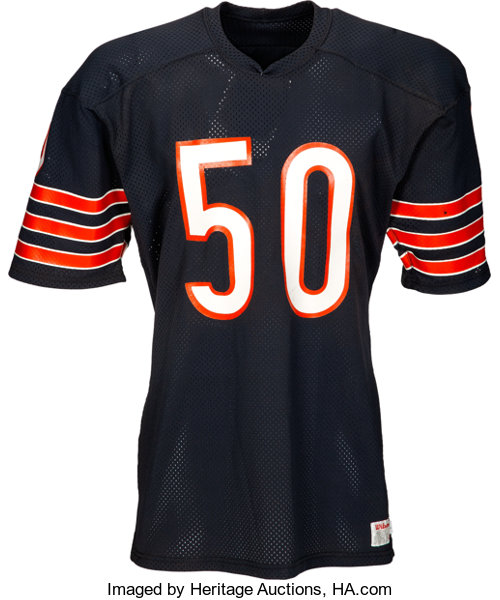 quality design 38195 5d8df 1986 Mike Singletary Authentic Model Chicago Bears Jersey....