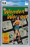 Silver Age (1956-1969):Superhero, Wonder Woman #103 (DC, 1959) CGC VF/NM 9.0 Off-white to wh...