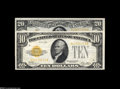 Small Size:Gold Certificates, Thirty Dollars Face In Gold Certificates. Fr. 2400 $10 1928 Gold Certificate. VF Fr. 2402 $20 1928 Gold Certificate. XF. ... (2 notes)