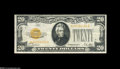 Small Size:Gold Certificates, Fr. 2402* $20 1928 Gold Certificate. Very Fine-Extremely Fine. A nice grade circulated example of this very popular star....