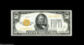 Small Size:Gold Certificates, Fr. 2404 $50 1928 Gold Certificate. Very Choice Crisp Uncirculated. Nicely centered and very bright, a far-above-average ex...