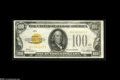 Small Size:Gold Certificates, Fr. 2405 $100 1928 Gold Certificate. Extremely Fine. A high-grade circulated example of this always in demand denomination ...