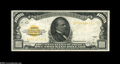 Small Size:Gold Certificates, Fr. 2408 $1000 1928 Gold Certificate. Extremely Fine. A rare note in all grades, with examples having literally disappeared...